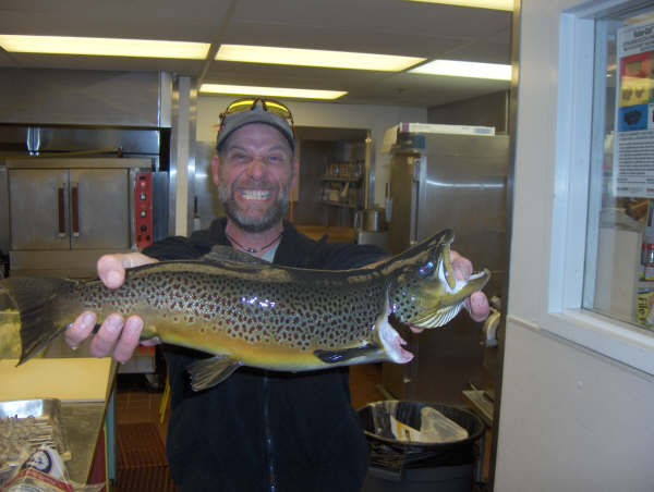 Walter Big Trout (Yellowstone Park)